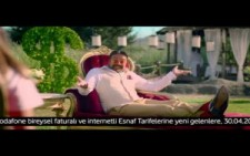 Vodafone Arayın Gelelim Reklamı Beyazıt Öztürk