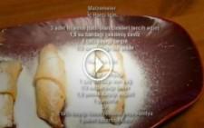 Pudralı Elmalı Kurabiye Tarifi Videosu