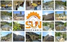 Çelik Ev Yapı Montajı | SUN PREFABRİK