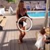 Hülya Avşar'ın Bikinili Dansı Sosyal Medyayı Salladı