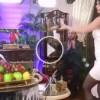Adnan Oktarın Yeni Kediciğinin Kışkırtan Dansı Olay Oldu