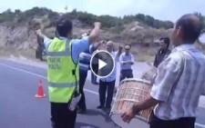 Trakya'da Trafik Cezası Kesmek Zor İş :)))
