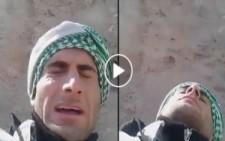 PKK'ya destek veren Suriye'li Asker kafasından Böyle Vuruldu