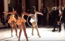 Oyuncu Melissa Molinaro'nun Aşırı Cesur Düğün Dansı