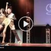 İzleyenlerin Ağzını Açık Bıraktıran Dans Şovu